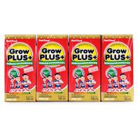 Lốc 4 Sữa Bột Pha Sẵn Growplus Suy Dinh Dưỡng 180Ml