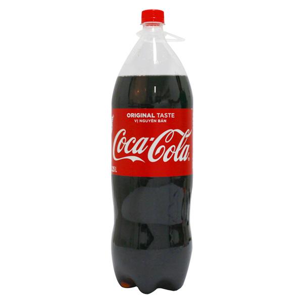 Nước Ngọt Coca Cola 2.25L
