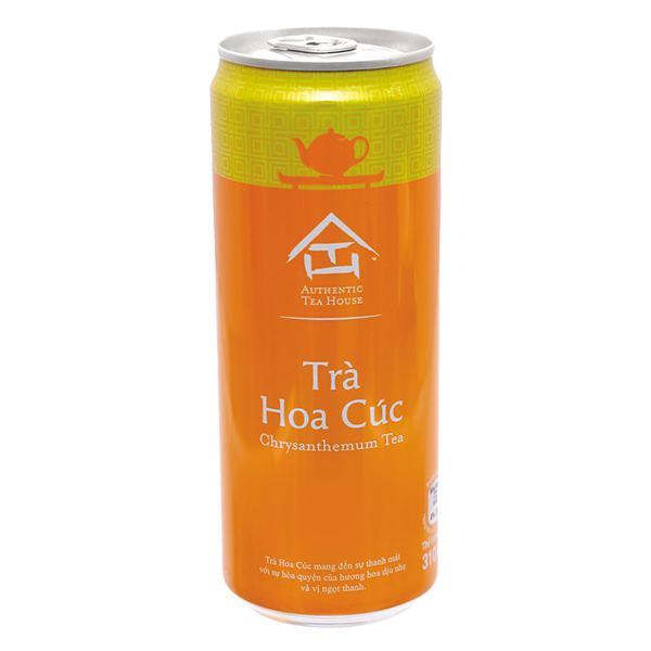 Trà Hoa Cúc Authentic Tea House 310Ml