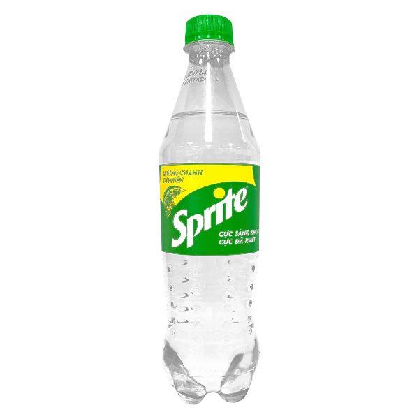 Nước Ngọt Sprite 600Ml