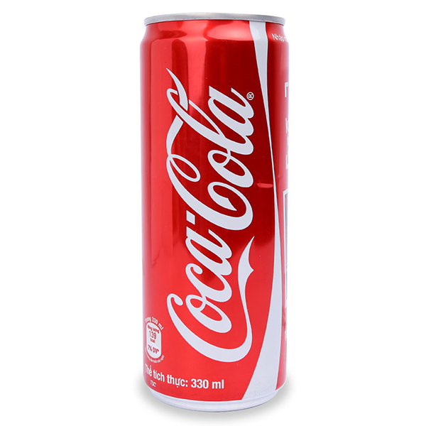 Nước Ngọt Coca Cola Sleek 330Ml
