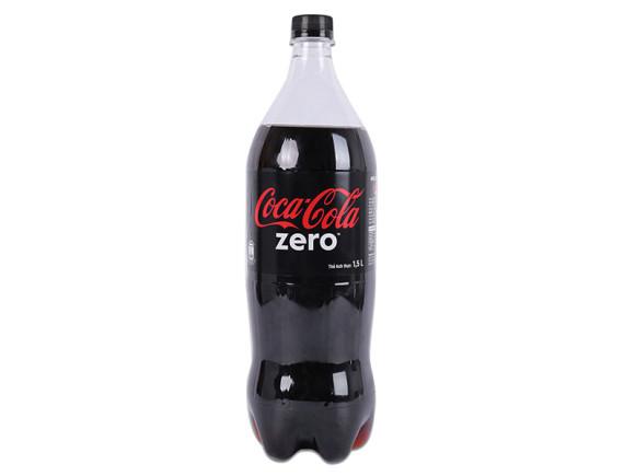 Nước Ngọt Coca Cola Zero 1.5L