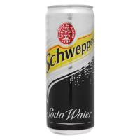 Soda Schweppes Lon 330Ml