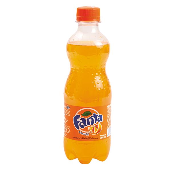 Nước Ngọt Fanta 390Ml