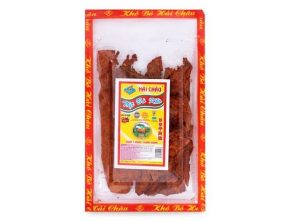 Khô Bò Miếng Hải Châu 70G