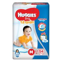 Tã Quần Huggies Dry M54