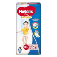Tã Quần Huggies Dry XL42