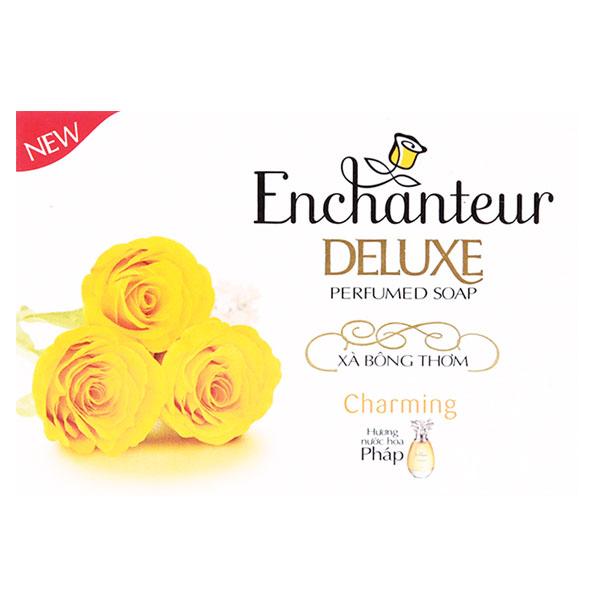 Xà Bông Cục Enchanteur Charming 90G