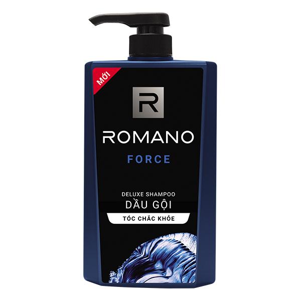 Dầu Gội Romano Force 650G