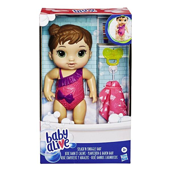Búp Bê Bé Nana Đi Bơi Baby Alive E8721