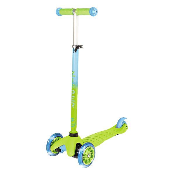 Xe Scooter Zipper Zycom Xanh Lá 212-358