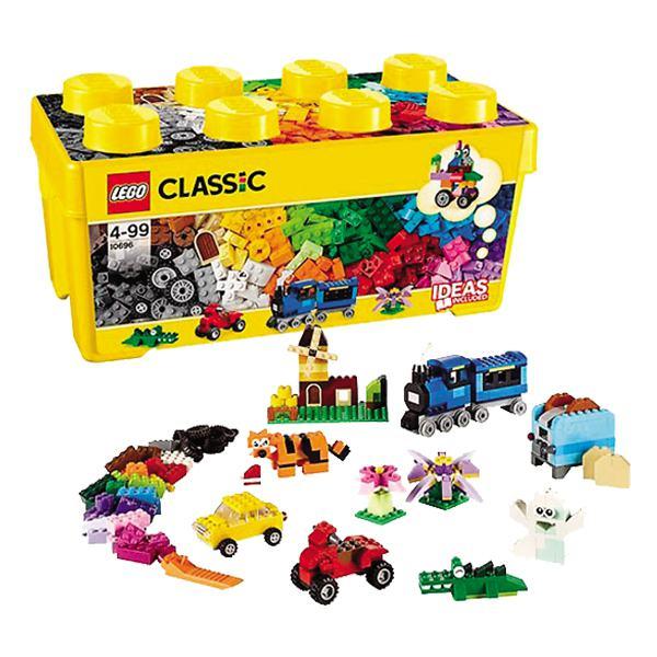 Đồ Chơi Lắp Ráp Lego Sáng Tạo 10696