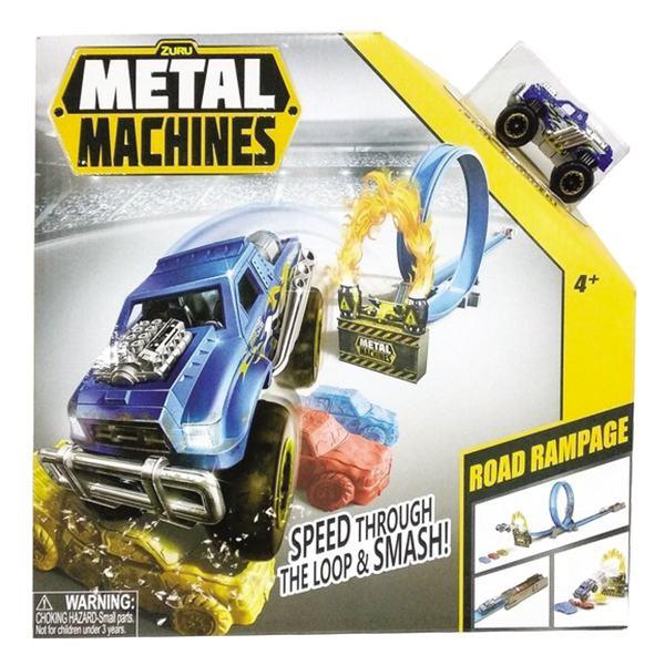 Bộ Đồ Chơi Đường Đua Metal 6701