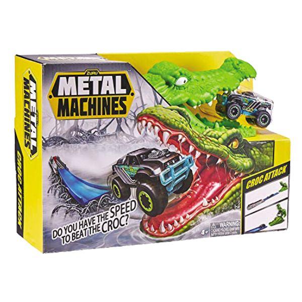 Bộ Đồ Chơi Đường Đua Metal 6718