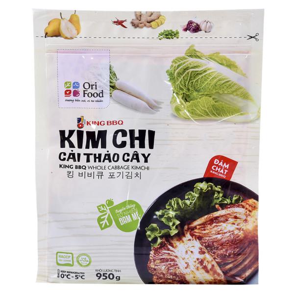 Kim Chi Cải Thảo Cây King BBQ 950G