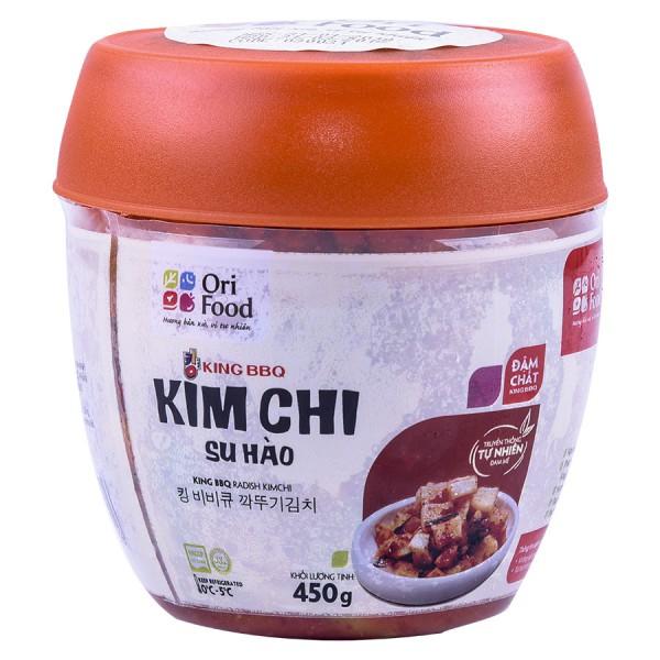 King BBQ Kim Chi Su Hào 450G