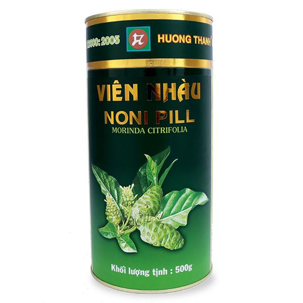Viên Nhàu Noni Pill Hương Thanh 500G