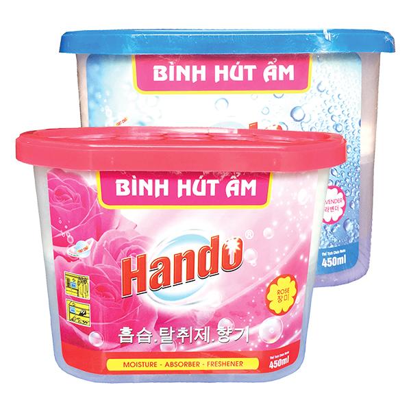 Bình Hút Ẩm Hando 450Ml