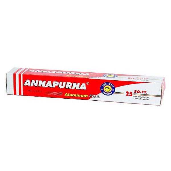 Màng Nhôm Thực Phẩm Annapurna 30Cm*7M