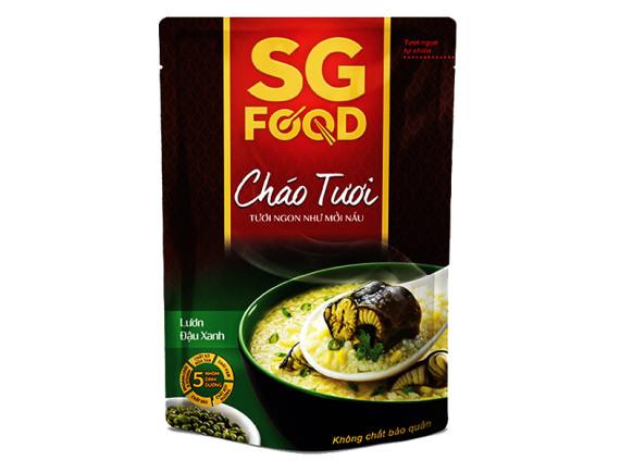Cháo Tươi SG Food Lươn Đậu Xanh 270G