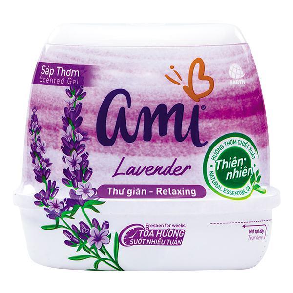 Sáp Thơm Ami Lavender 200G