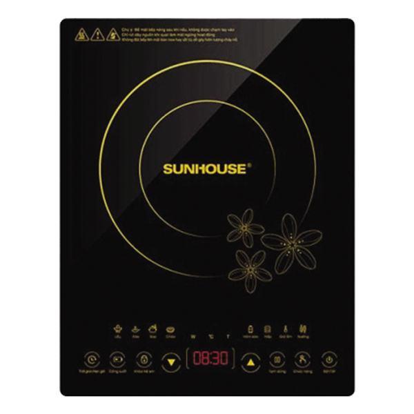Bếp Điện Từ Cảm Ứng Sunhouse SHD6800