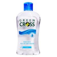 Nước Rửa Tay Green Cross Tươi Mát 100Ml