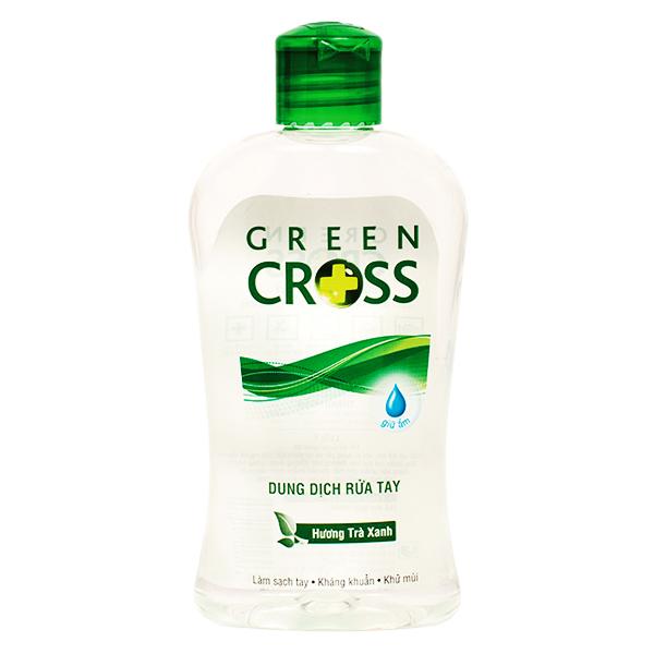 Nước Rửa Tay Green Cross Trà Xanh 100Ml