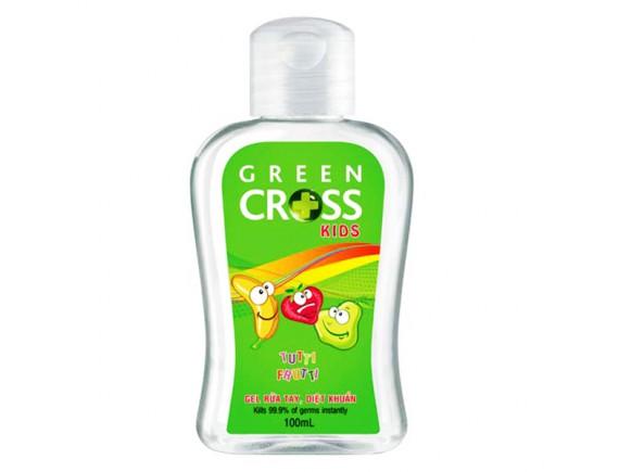 Gel Rửa Tay Green Cross Tuiti 100Ml
