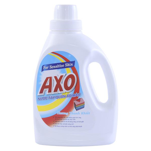 Nước Tẩy Axo Trắng White - Breeze 800ML