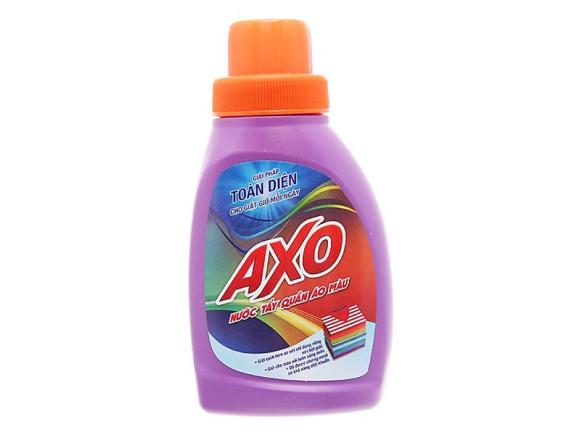 Nước Tẩy Axo Lavender Tím Chai 400Ml