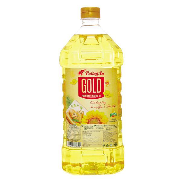 Dầu Ăn Tường An Gold 2L