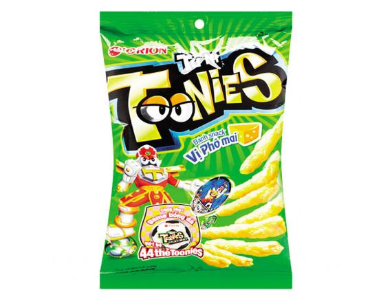 Snack Toonies Phô Mai 38G