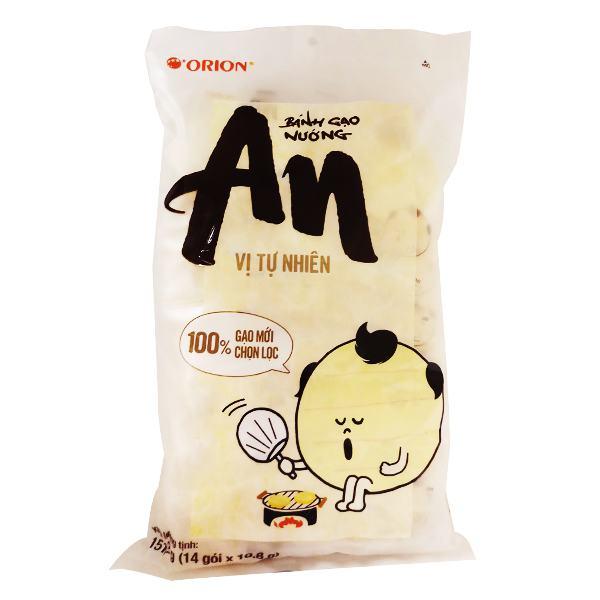 Bánh Gạo Nướng An Vị Tự Nhiên 151.2G