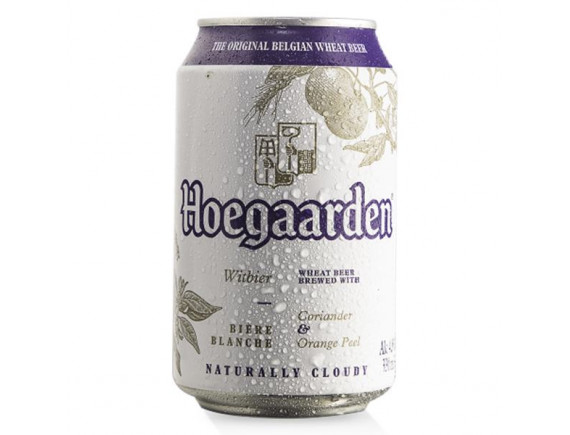 Bia Hoegaarden White Lon 330Ml