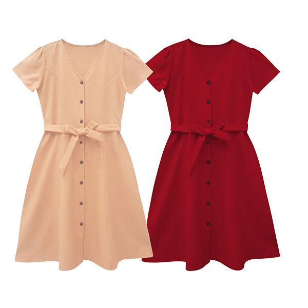 Đầm Ka Tê Nữ M-XL
