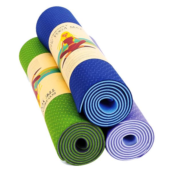 Thảm Tập Yoga 1 Lớp 8Mm