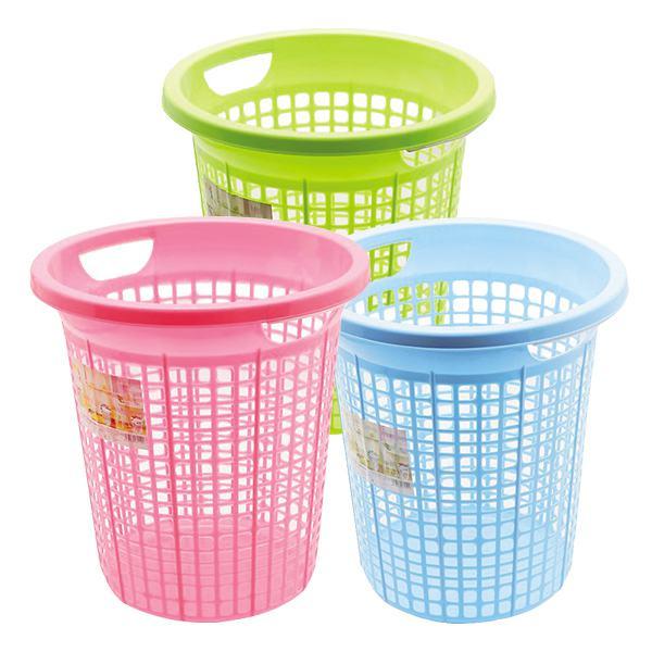 Sọt Nhựa Tròn Tự Lập TL1 668 37.7Cm