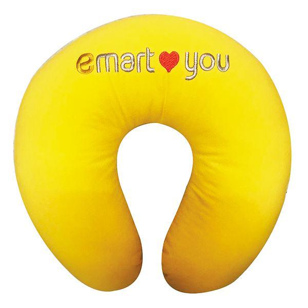 Gối Tựa Cổ Emart Love You 33*33Cm