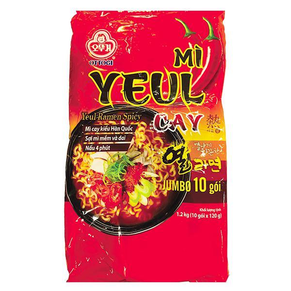 Mì Jumbo Ottogi Yeul 1.2Kg