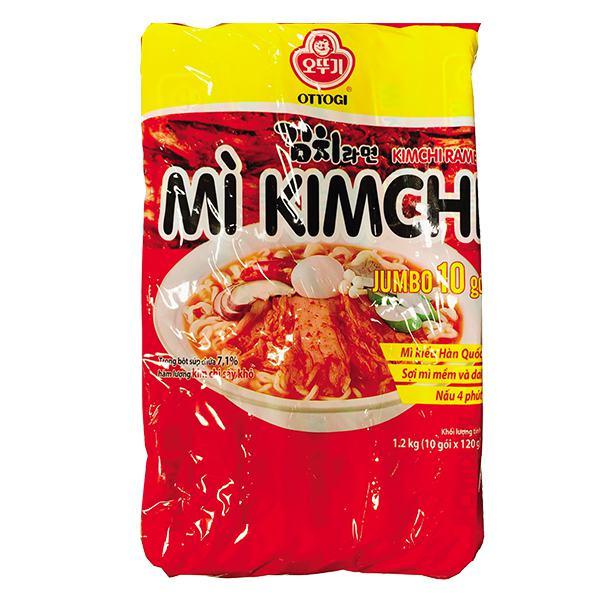 Mì Jumbo Ottogi Kim Chi 1.2Kg
