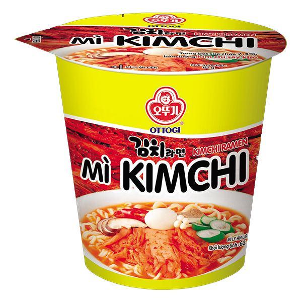 Mì Ottogi Kimchi Ly 62G