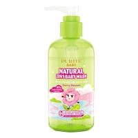 Sữa Tắm Gội Purite Baby Hoa Anh Đào Chai 500Ml