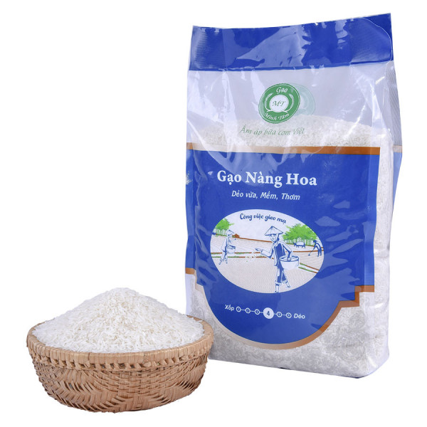 Gạo Nàng Hoa 5Kg