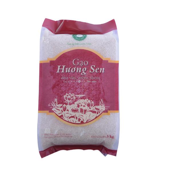 Gạo Hương Sen Minh Tâm 5Kg
