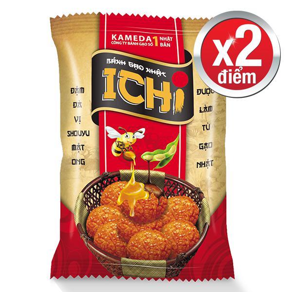 Bánh Gạo Nhật Ichi 100G