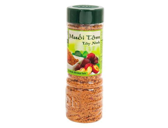 Muối Tôm Tây Ninh DH Foods Hũ 120G