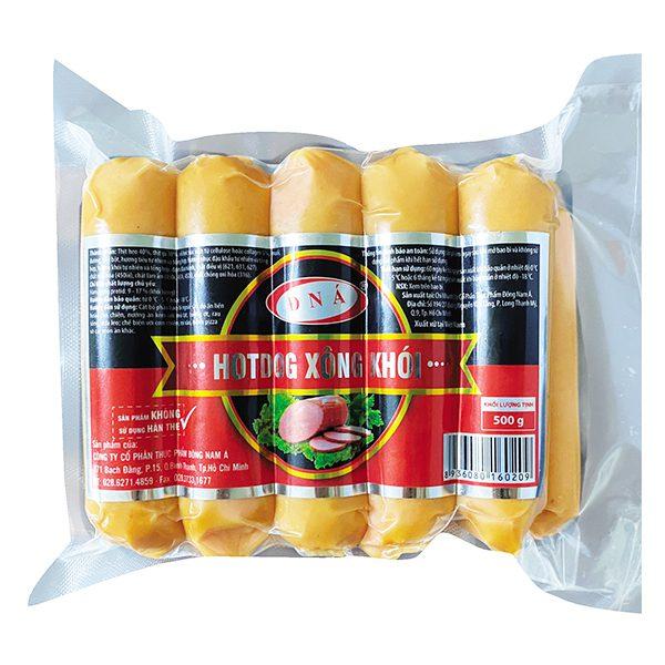 Hotdog Xông Khói Đông Nam Á Gói 500G