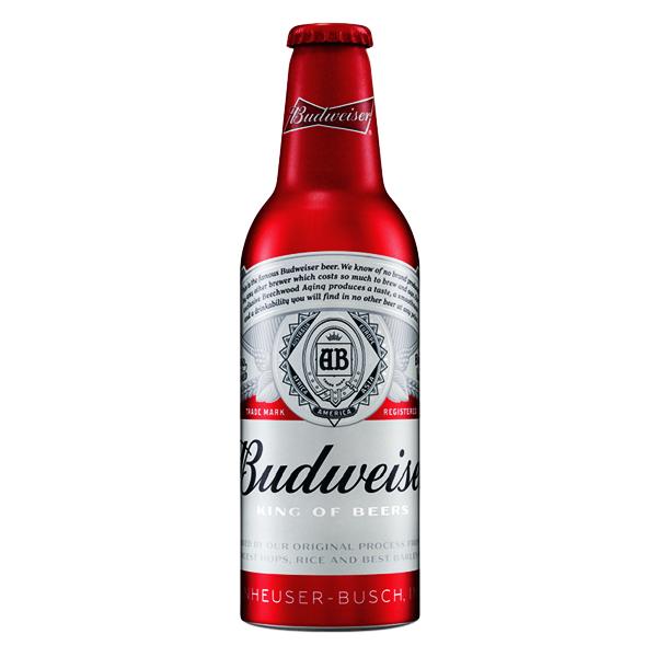 Bia Budweiser Aluminum 355Ml