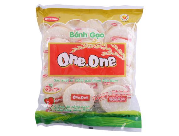 Bánh Gạo One One Hương Vị Ngọt 150G